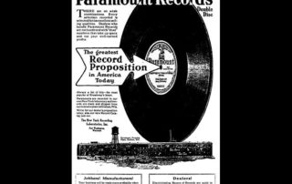 Wisconsin 101: Paramount Records, Wisconsin's Home For The Blues