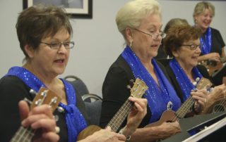The Ukuladies Hit All The Right Notes