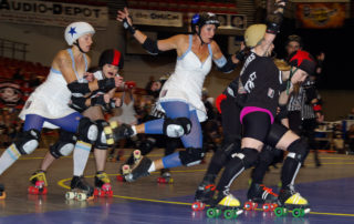 Roller Derby: The Toughest Women on Four Wheels