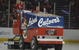 Zamboni Driver Explains The Art Of Making Ice