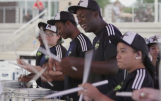 Youth Group Drumline Helps Kids Find Their Own Beat