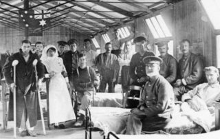 WWI – Hortence Troutman, Nurse