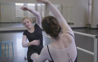 Wheelchair Ballet Gives Verona Girl Hope