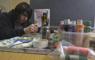Artists With Disabilities Thrive With Help From Northwoods Nonprofit