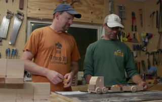 Woodworking Elves in La Crosse Brighten Holidays For Children In Need