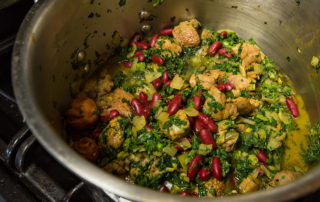 Wisconsin-grown Ghormeh Sabzi