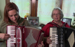 Accordion Is All In The Family