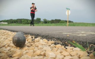 Irish Road Bowlers Compete on Backroads of La Crosse County