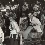 Rock fans dance to the music of Benny's Basement Band at Fantasy's in 1981. (Photo courtesy of the Wisconsin Historical Society)
