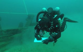 Maritime Archeologist Dives Into History, Exploring Great Lake Shipwrecks