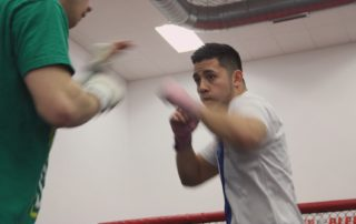 Mixed Martial Arts Part of American Dream for Young Guatemalan Immigrant