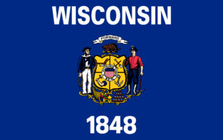 What Do All The Symbols On The Wisconsin State Flag Mean?