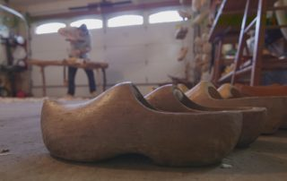 Oostburg Man Keeps the Dutch Art of Wooden Shoe Carving Alive