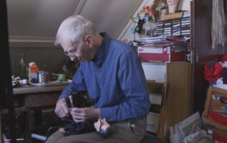 Puppet Maker Holds the Strings on Hobby Turned Livelihood