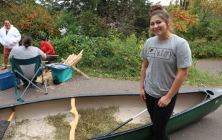 Wild Rice Harvest Tradition Passed Down To Youth