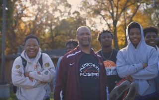 Basketball Is The Hook At Mentoring Positives