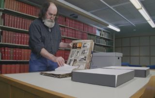 Beloit College Archivist Arrives as a Student and Never Leaves