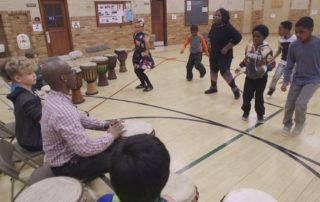 Drumming Up Empowerment