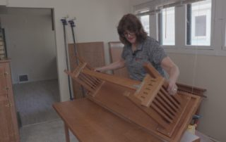 Woodworker Uses Frank Lloyd Wright's 100-Year-Old Designs To Build Furniture