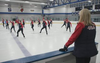 Practice Makes Perfect for the Fond du Lac Blades on the World Stage