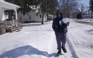 "An ""Awesome Mailman"" Making A Difference For Janesville's Homeless Population"