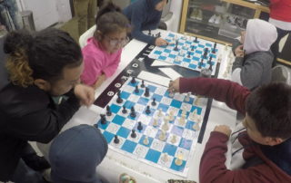 Hip-Hop Chess Club Gives Classic Board Game A Remix