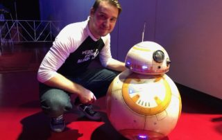 Meet The Wisconsinites Who Build Their Own 'Star Wars' Droids