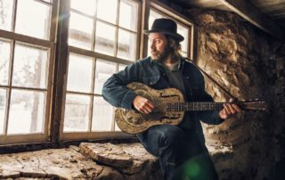 Musician Lou Shields Embraces Driftless Region, Sounds Of The Past