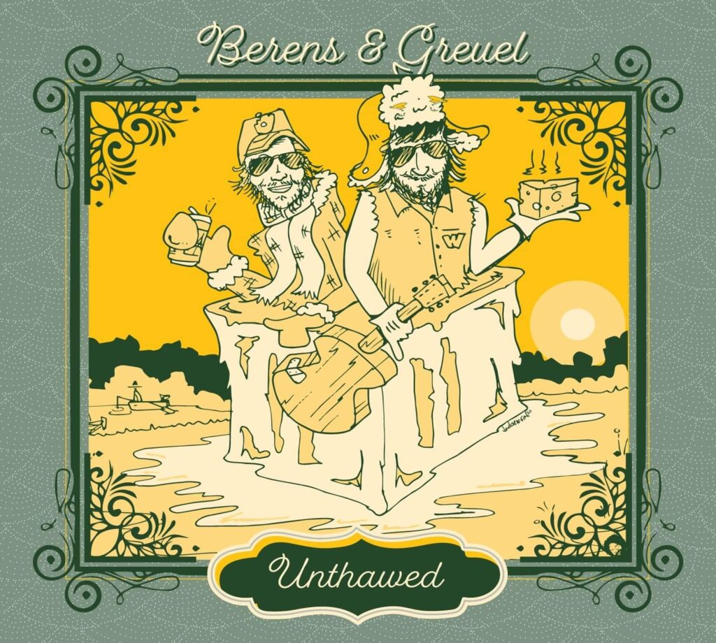 Berens & Greuel album cover