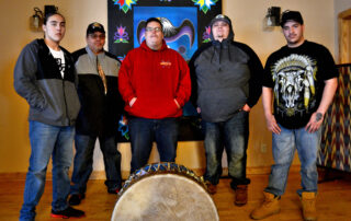 Tomahawk Circle: An Ojibwe Family Band