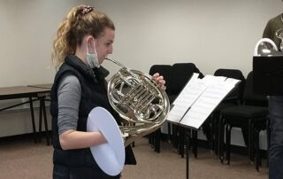 UW-Milwaukee Musicians Play On Amid Pandemic